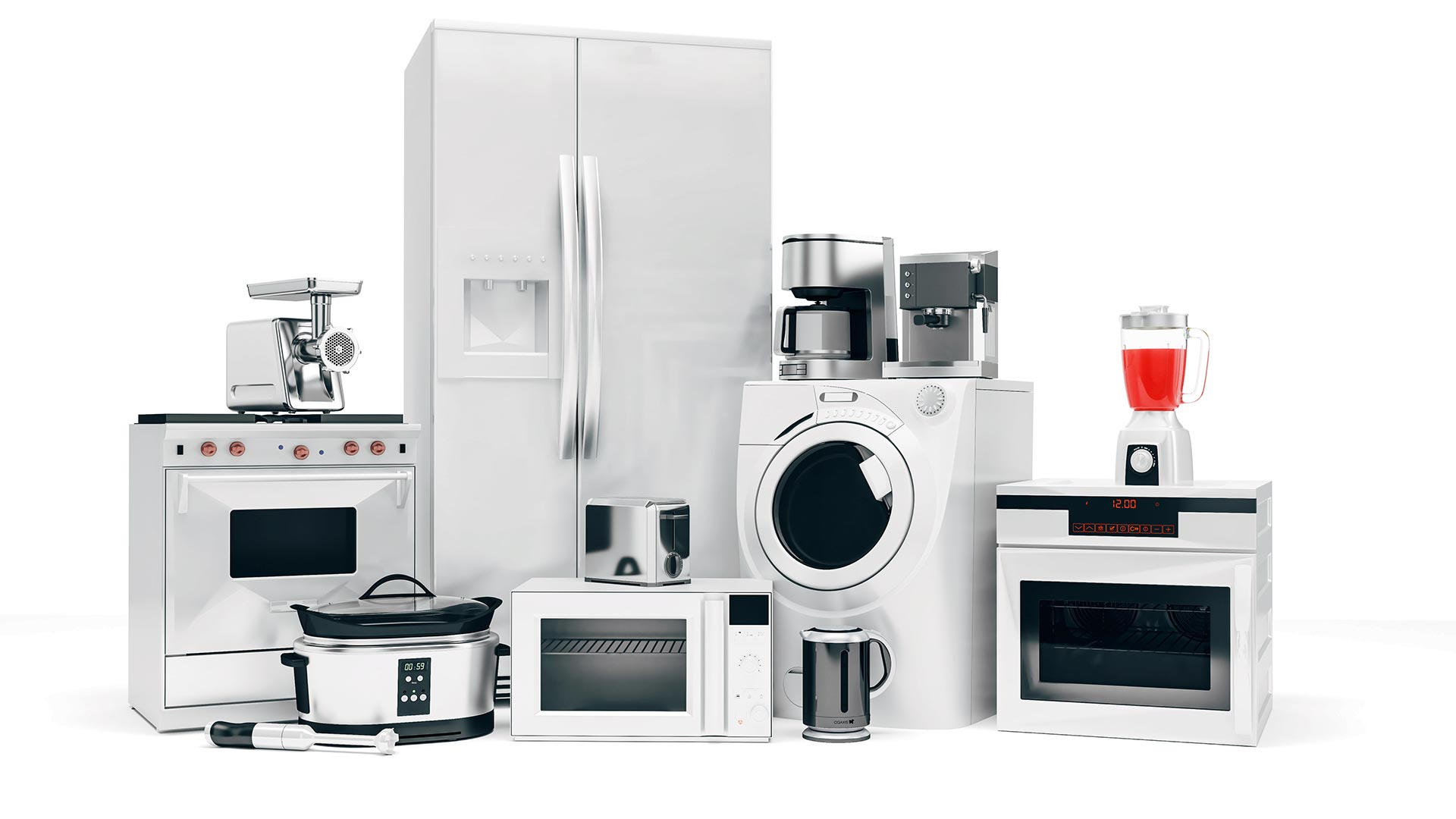Electronics and home appliance