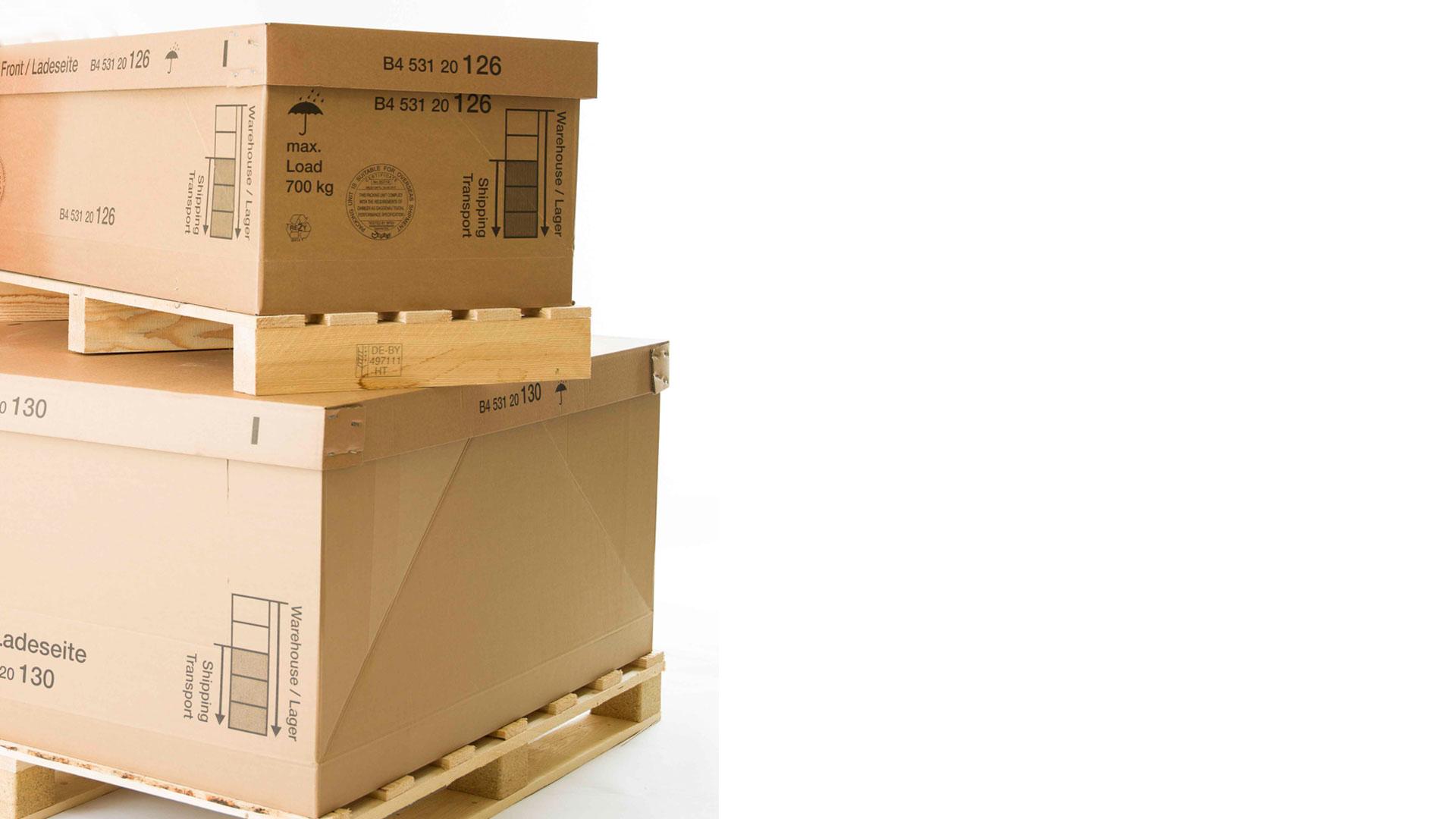Darstellung einer Tricor Kit-Verpackung - Weißer Hintergrund